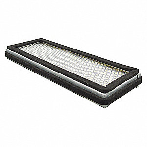 Air Filter,4-3/32 x 1-3/32 in.