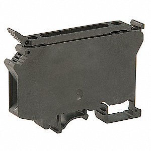 Terminal Block,Screw Clamp,10A,600V