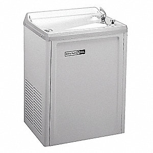Water Cooler,Wall,4.0 gph,Push Button
