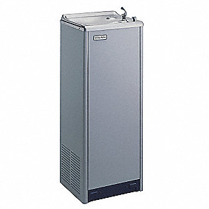 Platinum Vinyl Push Button Water Cooler, 7.6 gph