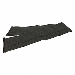 WATER ACTIVATED FLOOD BARRIER,5FT L,PK26
