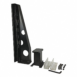 "DOORWAY FLOOD GATE EXTENDR KIT,26""LX11""W"