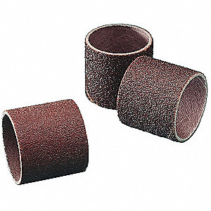 Cloth Band,3 in. Diameter,Grit 36