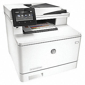 Laser Printer,Color,28 ppm,Ethernet, USB