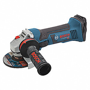 "4-1/2"" Standard Cordless Angle Grinder, 18.0 Voltage, 10,000 No Load RPM, Bare Tool"