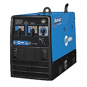 Engine Driven Welder, Bobcat 250 Series, 11,000W, Kohler, Gas
