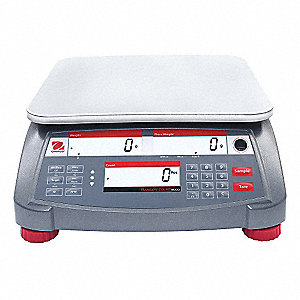 3kg Digital LED Compact Bench Scale
