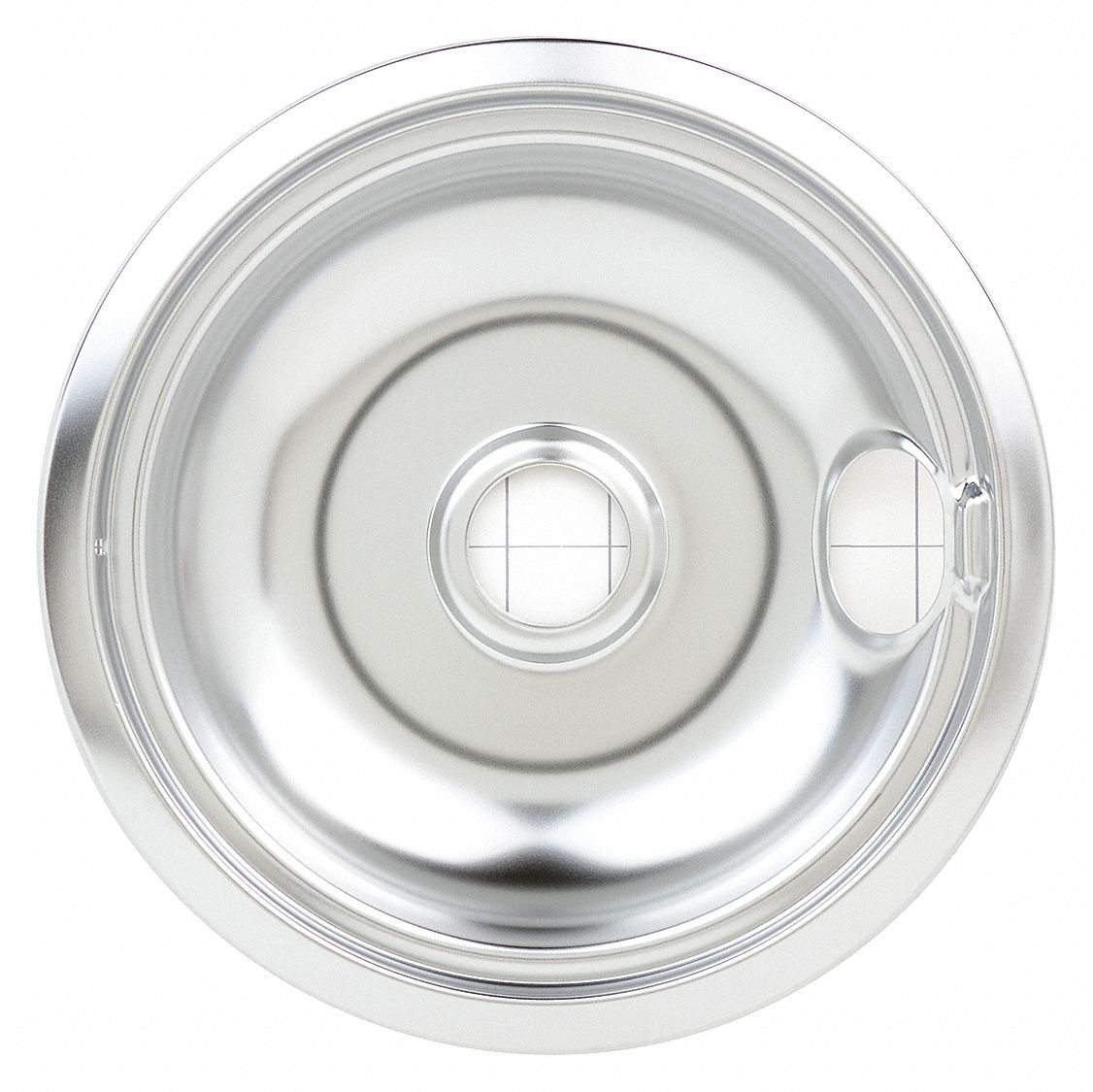 Chrome Drip Pan,8""
