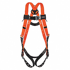 Full Body Harness,S/M,400 lb.