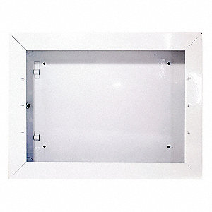 "Heater Wall Can,Surface,13"" H"