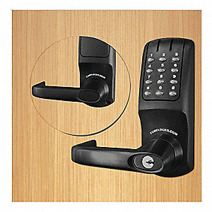 Electronic Key Lock,Matte