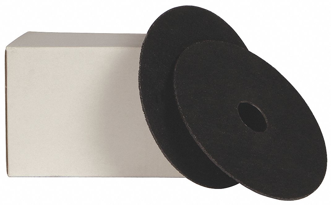 4 1/2 in,  Type 1 Aluminum Oxide Abrasive Cut-Off Wheel,  7/8 in Arbor Hole Size,  0.04 in Thickness