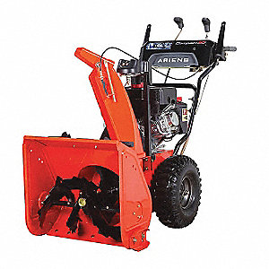 "Snow Thrower, Clearing Path:  20"", Fuel Type: Gas, 11"" Auger Diameter"