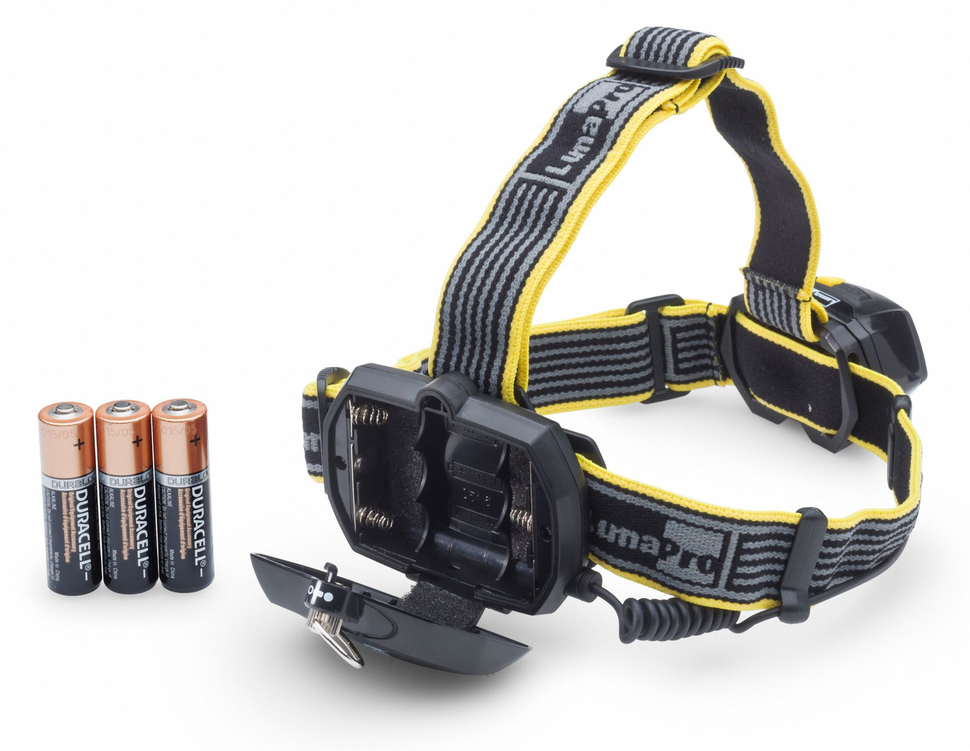 Headlamp,Industrial,LED,280 lm