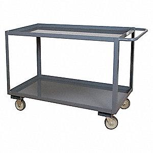 Service Cart,1200 lb.,Steel,54 in.