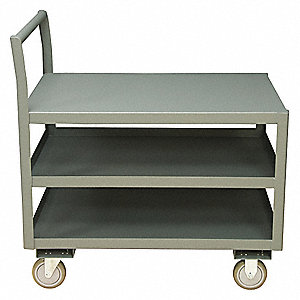 Service Cart,1200 lb.,Steel,38 in.