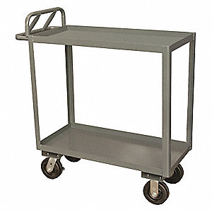 Utility Cart,3600 lb.,Steel,54 in.
