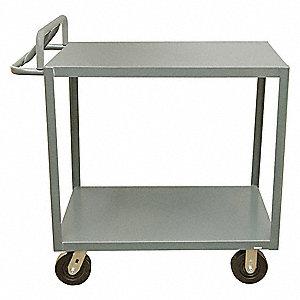 Utility Cart,3600 lb.,Steel,42 in.