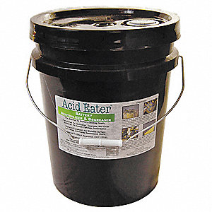 Acid Neutralizer, Neutralizes Acids, Liquid, 55 gal.