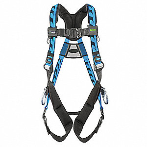 AirCore™ Full Body Harness with 400 lb. Weight Capacity, Blue, 2XL/3XL