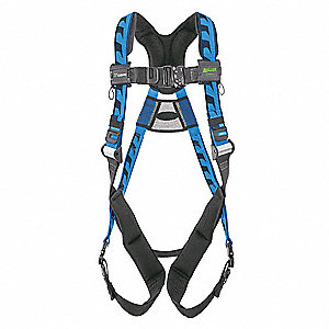 AirCore™ Full Body Harness with 400 lb. Weight Capacity, Blue, L/XL