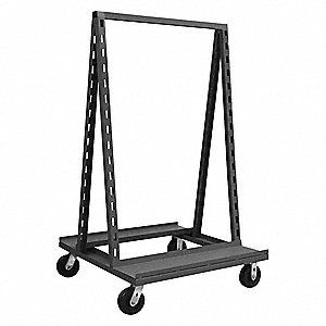 Adjust-A-Tray Truck, 2400 lb. Load Capacity