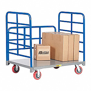 Three-Sided Platform Truck, 3600 lb.