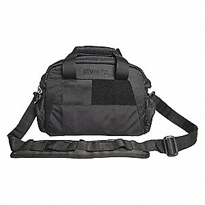 "Pistol Bag, Black, 13"" L x 13"" W"