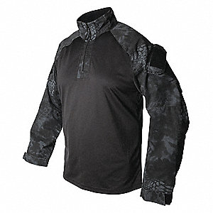 Tactical Shirt Long Sleeve,XL,Typhon