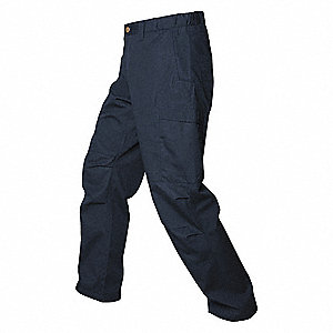 "Men's Tactical Pants. Size: 36"", Fits Waist Size: 36"", Inseam: 36"", Navy"
