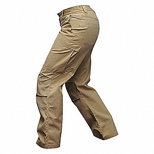 "Womens Pants,Desert Tan,2"" Sz,32"" Inseam"
