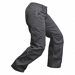 "Women's Tactical Pants. Size: 4"", Fits Waist Size: 4"", Inseam: 32"", Smoke Gray"