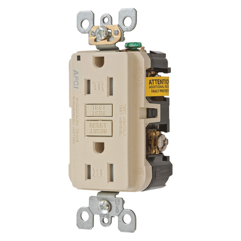 Arc Fault Receptacle Wiring - Wiring Diagram Networks