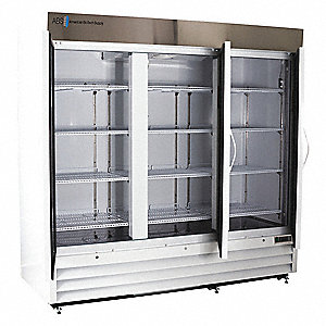 Refrigerator,Upright,72 cu. ft.