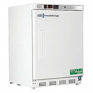 Undercounter Freezer; High Performance; Manual Defrost