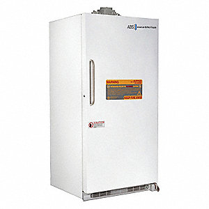 Upright Refrigerator; Flammable Liquid; Cycle Defrost