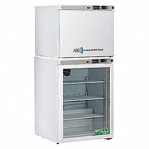 Upright Refrigerator with Freezer&#x3b; High Performance&#x3b; Cycle/Manual Defrost