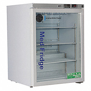 Undercounter Refrigerator; Pharmacy; Cycle Defrost