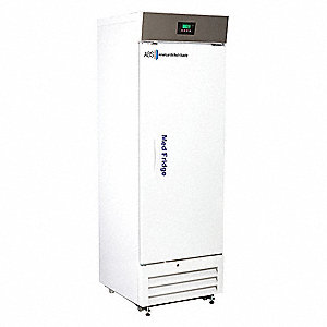 Upright Refrigerator; Pharmacy; Cycle Defrost