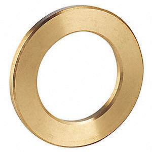 "Thrust Washer,1.000"" I.D.,2.875"" O.D."