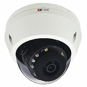 "IP Camera, Outdoor, 3-7/16"" L, IP68 Rating"