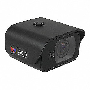 IP Camera,Indoor,Box,2.55mm Focal L