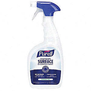 Healthcare Disinfectant,32 oz.,RTU,PK6