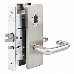 Mortise Lockset,Mechanical,Privacy