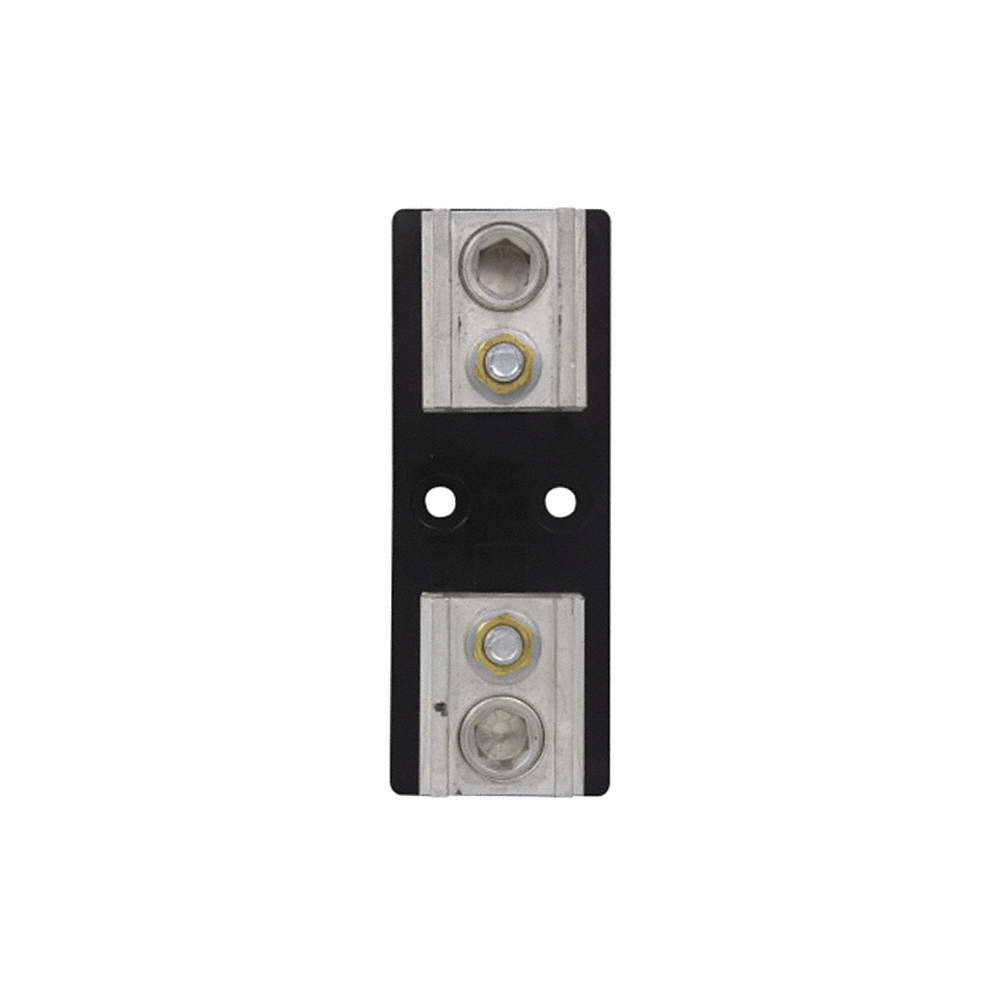 1-Pole Industrial Fuse Block, AC: 600VAC, DC: Not Rated, 220 to 400A, on 220 switch box, 220 volt wiring box, breaker box, 220 power box, 220 electrical box,