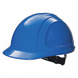 Hard Hat,4 pt. Pinlock,Royal Bl