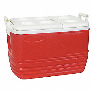 60 qt. Red Chest Cooler