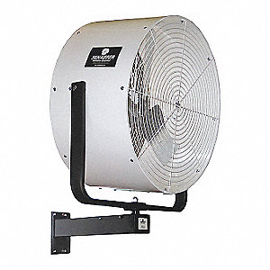 "36"" Industrial Wall-Mounted Air Circulator"