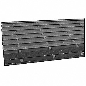 Stair Tread,ISOFR,1 x 10 1/2 In,2 Ft