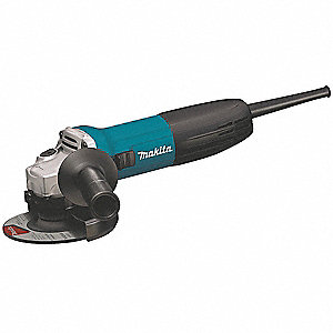 "4-1/2"" Angle Grinder, 6.0 Amps"